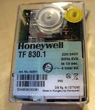Honeywell Heizungs-Brenner & -kessel mit Öl