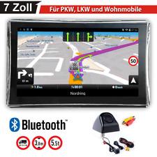 7 Zoll Auto PKW LKW GPS Navi Navigationsgerät MIT Rückfahrkamera und Bluetooth