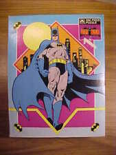 Batman 200 Piece Jigsaw Puzzle #4863-40, Sealed, 1989 DC Comics, Golden