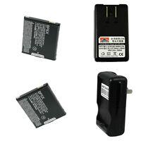 2x Brand New BP6X Battery for Motorola Droid A855 Droid 2 A955 CLIQ MB200 I1