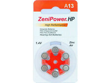 Zenipower Zinc-Air Hearing Aid Battery size 13