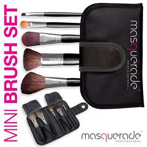 Mini Brush Set, 5 Professional Brushes.