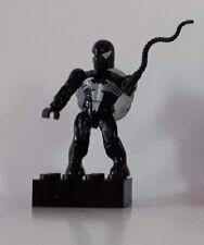 Mega Bloks Marvel Mini Figure BLACK SPIDER-MAN Series 1 Loose Opened