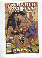 Wonder Woman #141 (9.2) Trinity Part Two Of Two-Adam Hughes Superman Cover!