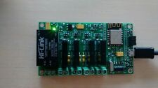 Wifi Esp8266 Four Solid State Relay SSR Board for Home Automation and IoT