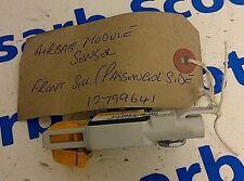 SAAB 9-3 93 Front Side Sill Air - Bag Crash Sensor ~ 2003 Model Only ~ 12799641