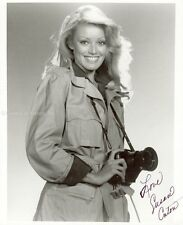 SUSAN ANTON - PHOTOGRAPH SIGNED