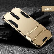 For Huawei Mate 10 Lite Nova2i Matte Hybrid Kickstand Shockproof Hard Cover Case