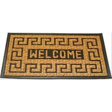 Zerbino Fibra Cocco gomma Welcome Maurer Tappeto 95357