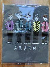 ARASHI EXHIBITION JOURNEY x Daichi Miura Japan Official T-shirt(NEW)