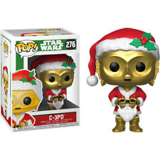 Star Wars - C-3PO as Christmas Santa Pop! Vinyl Figure NEW Funko