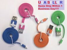 20 iPhone CHARGERS!!!  -  3 Foot Cable Charger Data Cord 8 Pin USB Lightning