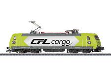 Märklin 36632 Locomotive Électrique Br 185 la Cfl Cargo Mfx Son Métal # Neuf