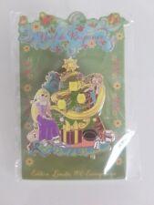 pin's Noël de Raiponce  Rapunzel pin Event