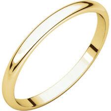 Band Unbranded 10k Fine Rings