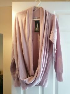 Marks And Spencer Autograph Cashmere Top - UK Size 20 - New With Tags
