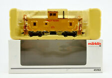 MARKLIN HO SCALE 45702 TIN UNION PACIFIC CABOOSE #3771