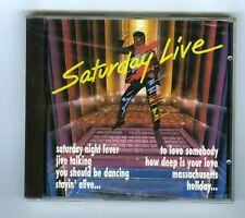 CD (NEW) SATURDAY LIVE