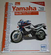 Reparaturanleitung Yamaha XTZ 750 Super Tenere + TDM 850, Baujahre ab 1991