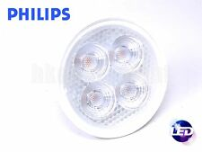 Philips 5w MR16 GU5.3 12v Cool White 24D 435lm 580mA Corepro LED Bulb x10