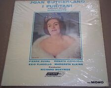 Sutherland/Bonynge BELLINI I Puritani Highlights - London 5922 SEALED