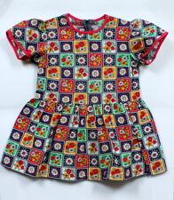 Robe printanière vintage - 3 ans