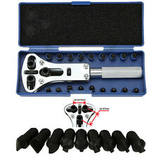 Watch Back Case Opener Screw Wrench Remover Wrench Tool Kit Set + Storage Case