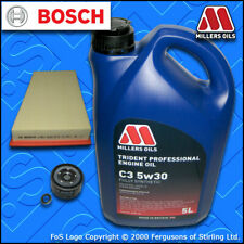 SERVICE KIT for RENAULT MEGANE II 1.5 DCI +DPF OIL AIR FILTERS +OIL (2002-2007)