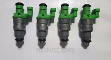 Siemens Flow Matched Fuel Injector Set for 03-07 Saab 2.0 Turbo 12790827 Set 4
