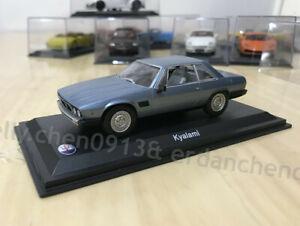 LEO 1:43 Alloy Static Car Model Boys Toys Vehicles with box For MASERATI Kyalami