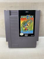 Nintendo NES Hydlide game cartridge Only tested Authentic working