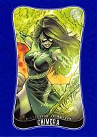 CHIMERA / Marvel Dangerous Divas Series 2 (2014) BASE Trading Card #06