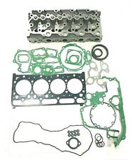 For Kubota V2203 Cylinder Head Complete With Full Gasket 16429 0304