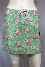 Cute Vineyard Vines Skirt size 4 Check it out! EUC Boats!
