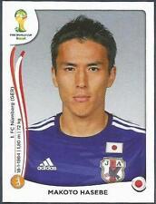 PANINI WORLD CUP 2014- #252-JAPAN-MAKOTO HASEBE