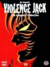 VIOLENCE JACK THE COMPLETE COLLECTION  DVD ANIMAZIONE