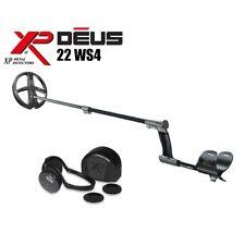 XP DEUS 22 WS4 V5 Metalldetektor B-Ware (Neuzustand)