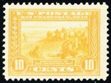 400, Mint 10¢ VF OG NH FRESH! With PFC Certificate - Stuart Katz