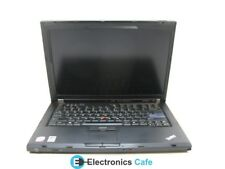"Lenovo ThinkPad T61 14"" Laptop 2.20GHZ Core 2 Duo 2GB (C-Grade See Notes)"
