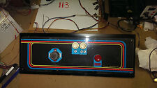 Control Panel for FREE KICK -1987 Nihon -Nice with wiring like Arkanoid Breakout