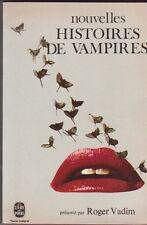 Roger Vadim présente : Nouvelles histoires de vampires . Ornella Volta, V. Riva