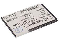 Li-ion batería Para Htc G6 A6363 35h00127-05m Btr6200b btr6200 Wildfire Ba s440