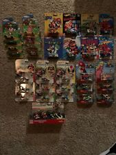 Super Mario Hot Wheels Lot