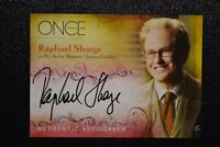 Once Upon a Time A4 Raphael Sbarge as Jiminy Cricket Autograph Auto Trading Card