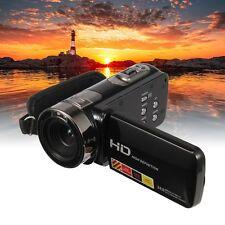 """Full HD Digital Video Camcorder Camera DV 1080P 24MP HD 3"""" TFT LCD 16X ZOOM New"""