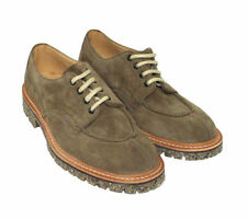 Suede Shoes Round Church for Men