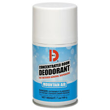 Big D Industries, Inc Metered Concentrated Room Deodorant Mountain Air Scent 7