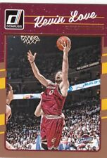 2016-17 Panini Donruss Basketball Cartes à Collectionner #16 Kevin Love