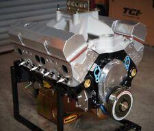 SBC CHEVY 434 SUPER PRO STREET DRAG MOTOR, AFR HEADS, CRATE MOTOR 700 hp