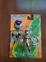 Dragon Ball Super Z Golden Frieza Bandai DragonBall Evolve New Sealed